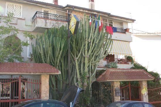 B&B Villa Ambra: Vue de la maison