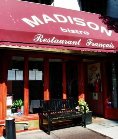 Madison Bistro - Outside