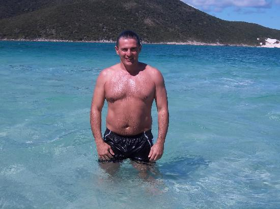 Farol Beach : aguas calidas y tranparentes
