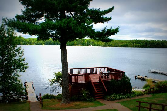 St. Croix Inn: View from Room