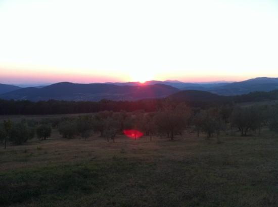 Agriturismo Risalpiano: i tramonti di risalpiano