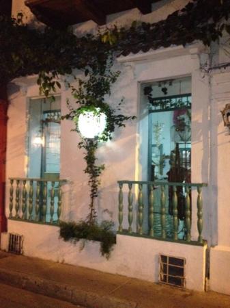 Casa Nativa Hostal: fachada