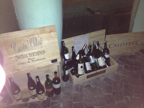 OdeV: Winer cellar 2
