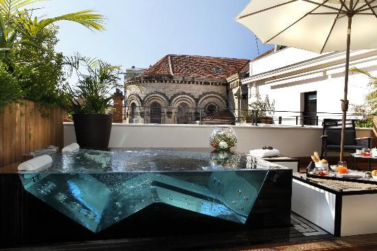 Five Seas Hotel Cannes : Suite Présidentielle