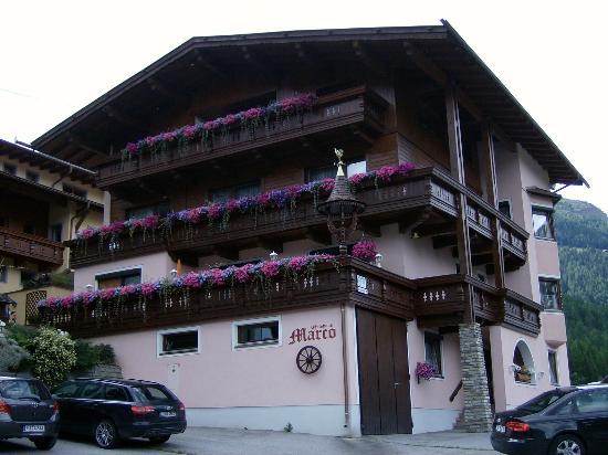 Gaestehaus Marco: facciata