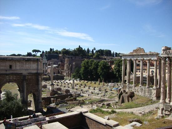 Odyssey Tours (Rome): Ancient Rome