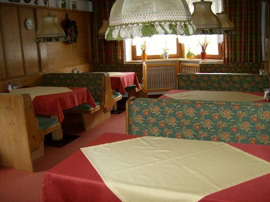 Gaestehaus Marco: sala colazioni