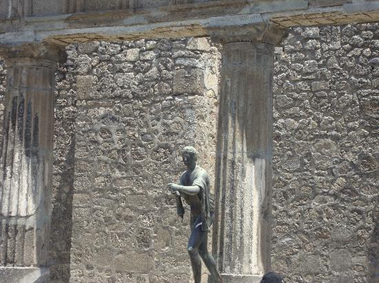 Odyssey Tours (Rome): Pompeii