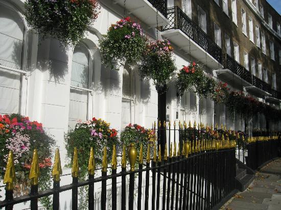 Crescent Hotel: Cartwright Gardens, Bloomsbury