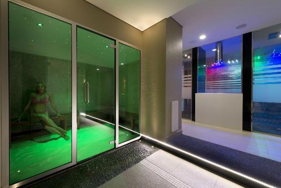 Parco Dei Principi Hotel Congress & Spa : Cabina del sale
