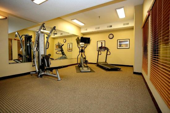 Comfort Inn Airport Turfway Road: Fitness Center