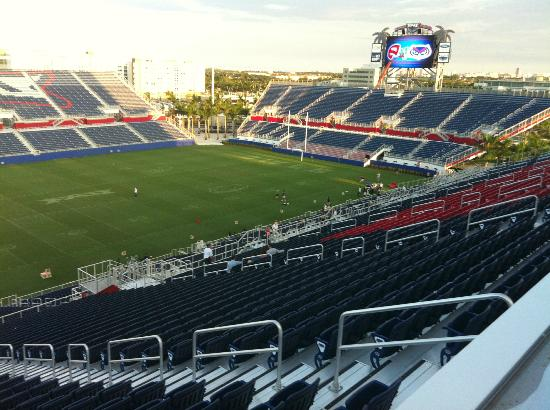 FAU Stadium: Open house...at the House Howard Built
