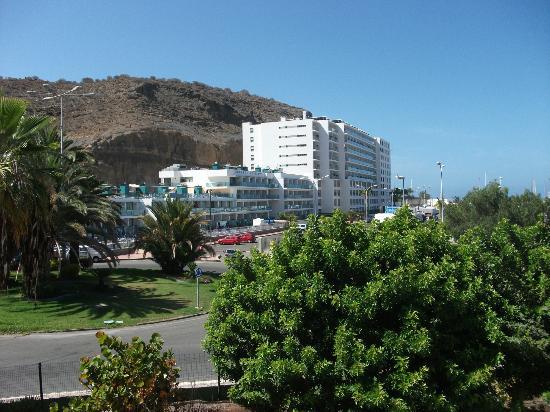 Portonovo Apartments: view