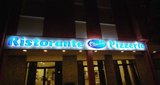 Ristorante Pizzeria Eulalia : Insegna Ristorante Eulalia