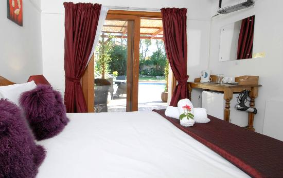Eltham Lodge: Guest room