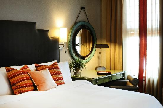 Hotel ICON, Autograph Collection : King Guestroom - Renovated June 2012