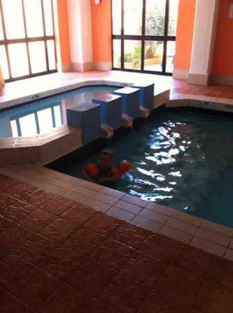 Sunseeker Holiday Complex: indoor pool