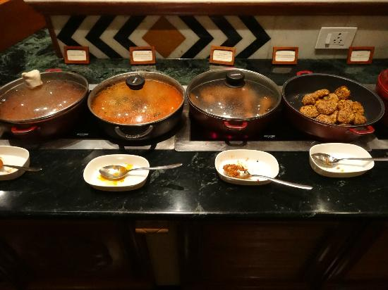 Trident: buffet