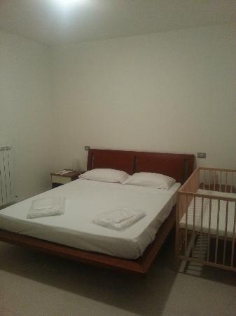 Adamo ed Eva Resort: camera da letto