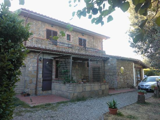 Country House Maremma Nel Tufo 사진