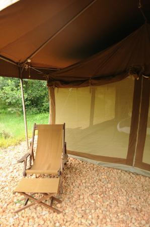 Enkerende Tented Camp: Tent 1