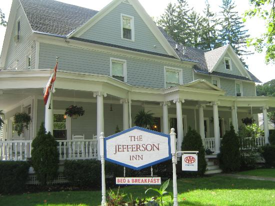 Jefferson Inn of Ellicottville: The Main House