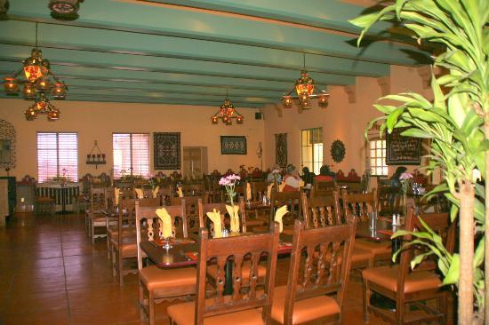 La Posada Hotel: Turquoise Dining Room