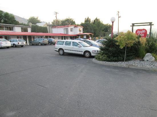 Apple Inn Motel : Exterior