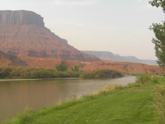 Sorrel River Ranch Resort and Spa: Colorado River