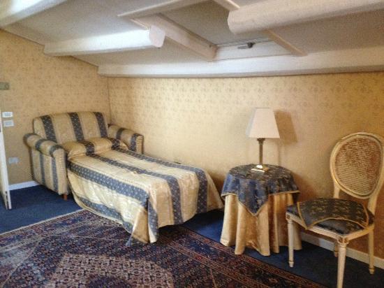 Hotel Campiello: letto singolo