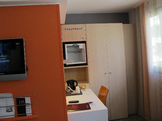 Hôtel Mercure Paris 15 Porte de Versailles : Habitación standard