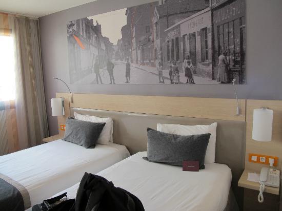 Hotel Mercure Paris 15 Porte de Versailles: Habitación standard