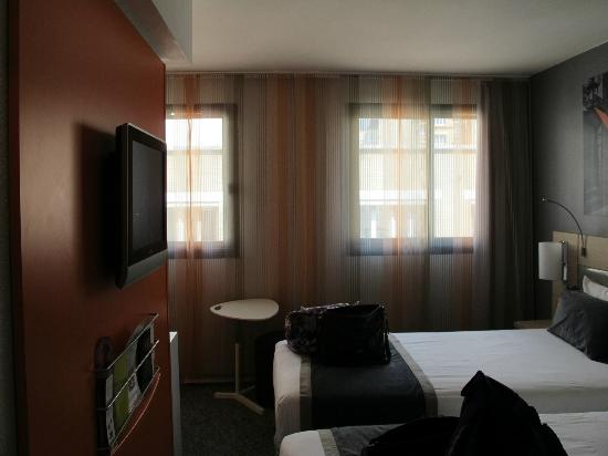 Hôtel Mercure Paris 15 Porte de Versailles: Habitación standard