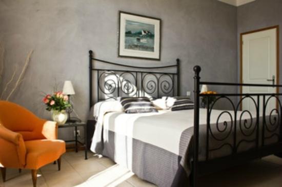 Chateau La Sabine: Chambre Perle