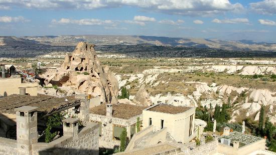 Argos in Cappadocia: Landscape