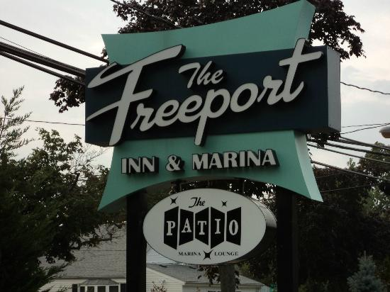 The Freeport Inn and Marina: Freeport Inn & Marina