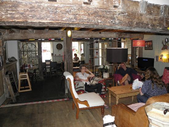 The Ship Inn: The cosy pub