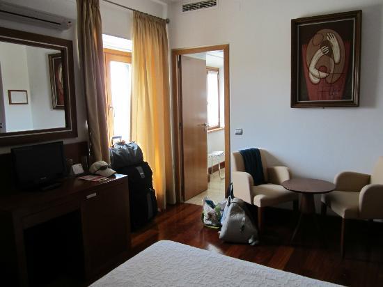 Hotel Acinipo: camera standard