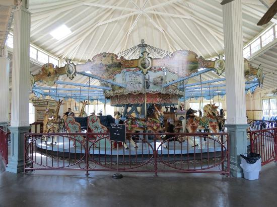 ‪The Dentzel Carousel‬