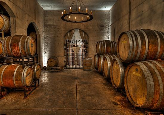 43 Stunning Wine Cellar Design Ideas That You Can Use ...   Barrel Wine Cellar