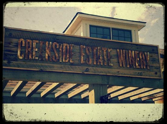 Creekside Estate Winery