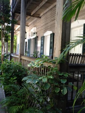 Cypress House Hotel : Key West: peaceful