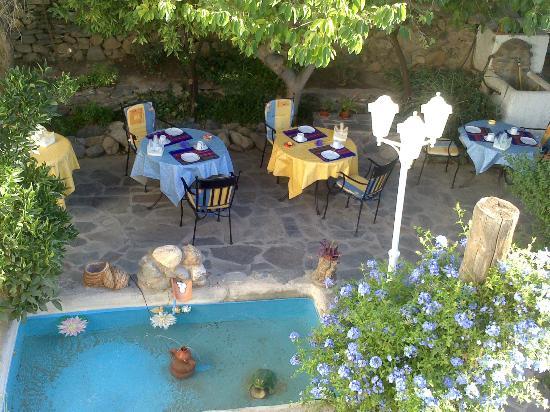 Casa Jazmin: Lugar dónde se desayuna