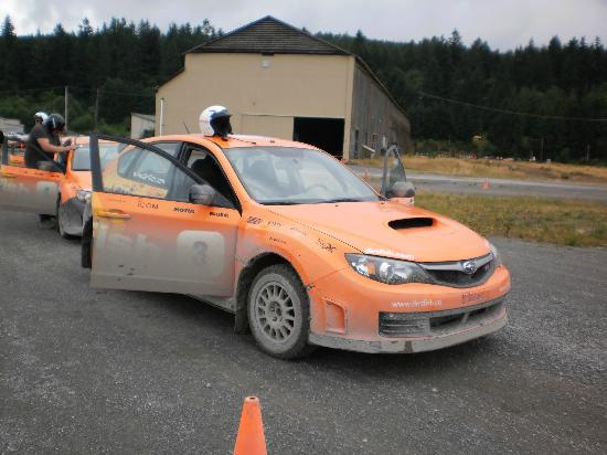 DirtFish Rally School: 2hr course