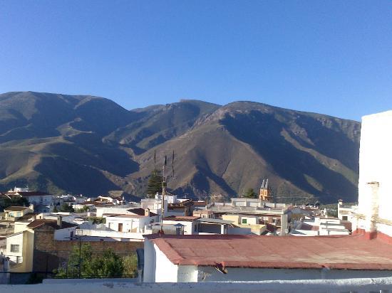 Casa Jazmin: Vista desde la habitación
