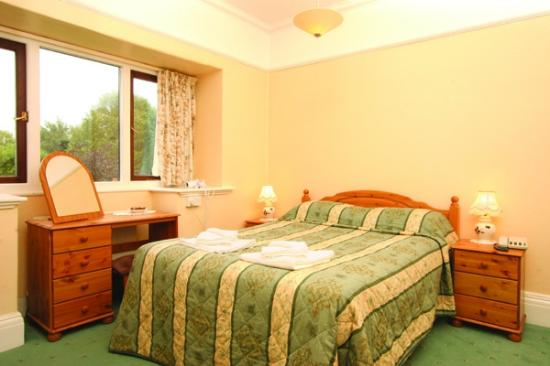 Alison Park Hotel : one of our double bedded rooms