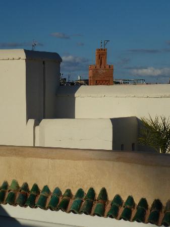 Riad Dar-K : Terrasse Dar-K