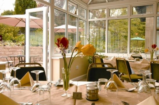 Alison Park Hotel : the restaurant