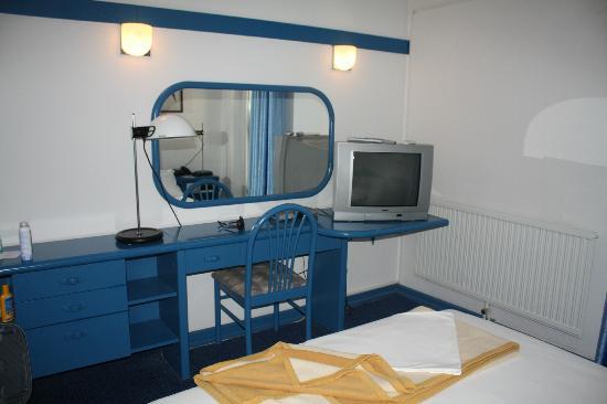 Hotel Mogren: В номере есть телевизор, кондиционер