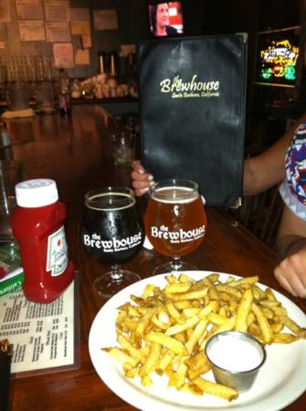 The Brewhouse: the beers that we choose!